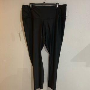 Black Nike Leggings - Dri-Fit Size 3XL